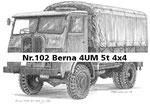 Nr.102 Berna 4UM 5t 4x4