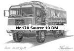 Nr.170 Saurer 10 DM