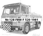 Nr.128 FBW F 520 1981