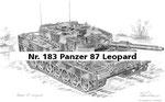 Nr. 183 Panzer 87 Leopard