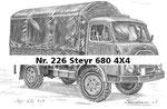 Nr. 226 Steyr 680 4X4