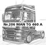 Nr.206 MAN TG 460 A