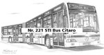 Nr. 221 STI Bus Citaro