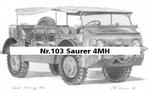 Nr.103 Saurer 4MH