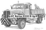 Nr.87 Berna D330 N Jg.81