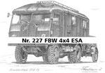Nr. 227 FBW 4x4 ESA