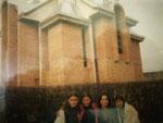 Будівництво храму СВ.Володимира
