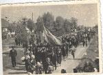 парад на 1 травня 1966 року дорога з сажового заводу на с.Загірне