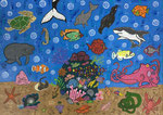 Endlich fertig: Das Südseeaquarium von Biggi!