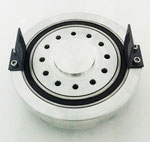 asse rotante giunto 6, coperchio di protezione per il montaggio del robot