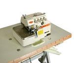 surjetteuse machine à coudre pour housse de protection robotique hdpr