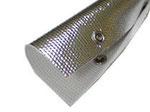 gaine de protection en kevlar aluminium et bouton pression