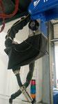 Gaine et housse de protection en kevlar hdpr pour torche de soudure