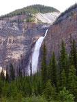 Tamahawak Falls, BC, Kanada