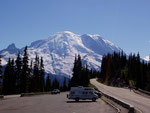 Mount Rainier NP, Washington, USA