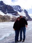 Athabasca Glacier, BC, Kanada