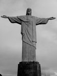 Cristo Redentor, Corcovado, Rio de Janeiro, Brasilien