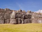 Sacsayhuaman (Inka-Anlage), Cusco, Peru