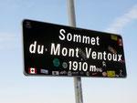 Hochster Berg der Provence