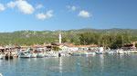 Le port d'Ücagiz