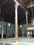 Mosquée: intérieur
