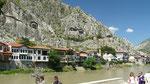 Les konaks d'Amasya