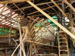 Kurukasile: construction navale