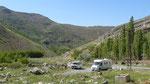 Biviuac en montagne
