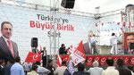 Meeting électoral à Sivas