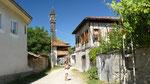 Mosquée tout en bois de Yörük Köyü