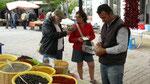 Au marché avec Ferdi