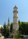 Tokat: tour de l'horloge
