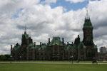 Partie Est du Parlement