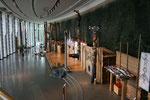 Intérieur du musée des civilisations