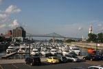 Le port - Molson - Pont Jacques Cartier - La Ronde