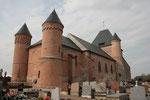 Eglise fortifiée de Beaurain