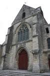 Eglise St Pierre et St Paul (XIII éme siècle)