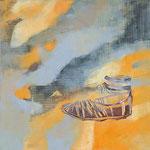 Römische Sandale (90/90cm)