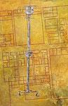 Römischer Schatz I (120/80cm)