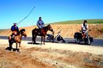 Rencontre en Mongolie