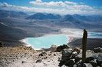Laguna Verde-Bolivie