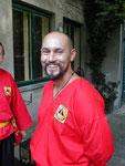..und Meister der Kampfkunst .. Hormat Andy!!