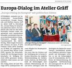 Pressebericht Bezirksblätter Horn (Woche 20)