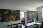 Matthias Laurenz Gräff, Galerieraum Gars am Kamp