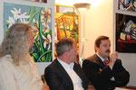 StR Martin Litschauer, Dir. Günter Steindl, Werner Gruber (Foto GR Klaus Bergmaier, SPÖ Niederösterreich)