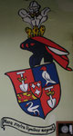 Matthias Laurenz Gräff, Sujet Heraldik. Wappen der De Graeff