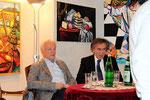 Hannes Swoboda und Emil Brix