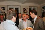 GR Friedrich Wiesinger, GR Christian Schuh, Dir. Günter Steindl, LAbg, Josef Wiesinger, GGR Gerald Steindl, Alexander Kiennast (Foto GR Klaus Bergmaier, SPÖ Niederösterreich)