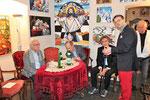 Hannes Swoboda, Eric Frey, Emil Brix Matthias Laurenz Gräff, Kurt Moldan