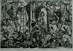 NICHT MEHR ERHÄLTLICH  Druckgrafik. Die Ermordung der Gebrüder Johan und Cornelis de Witt